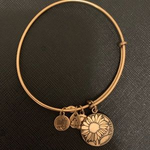 Alex and Ani BUY 2, GET 1 gold bracelet